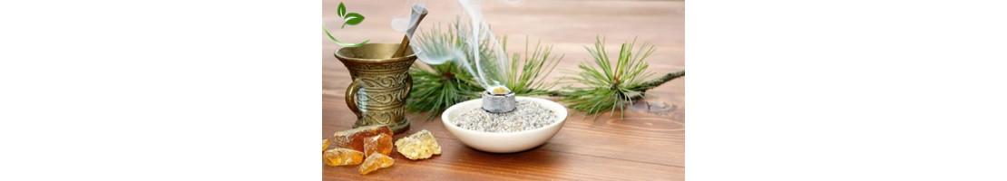 Encens et résines naturelles du monde - Zen Desprit