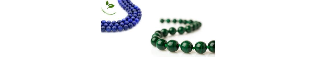 Perles en pierres naturelles pour loisirs créatifs - Zen Desprit